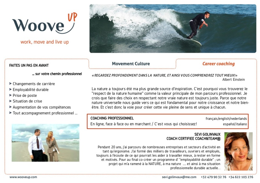 Woove up careercoaching FR